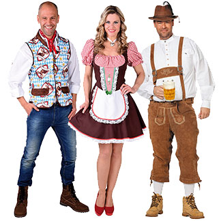 Oktoberfest en Tirol